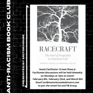 Anti-Racism Book Club 1