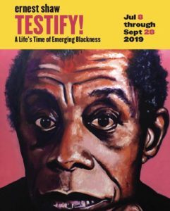 TESTIFY! A Life's Time of Emerging Blackness w/ Ernest Shaw 2