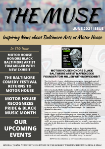 THE MUSE NEWSLETTER (MAY 2021 EDITION)